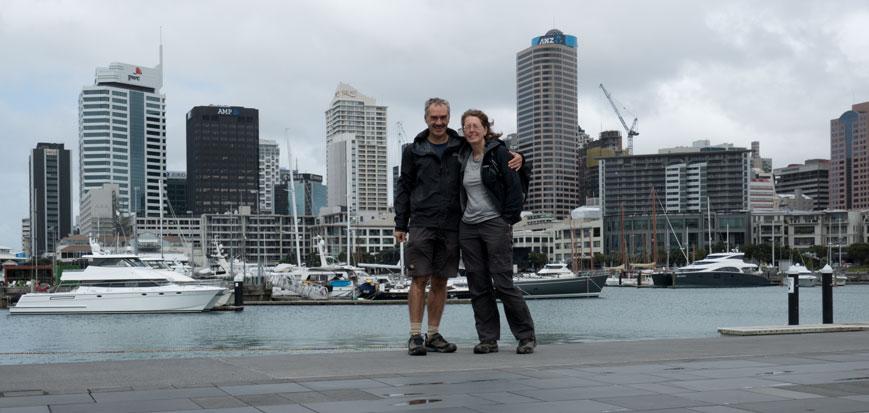 Auckland, Nordinsel Neuseeland