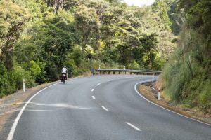 Küstenstraße nördlich von Mangawhai, Nordinsel Neuseeland