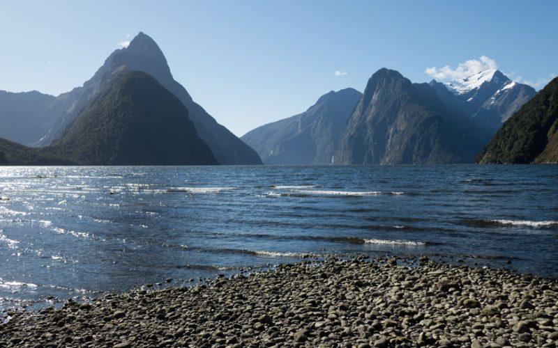 Milford Sound, Neuseeland Südinsel