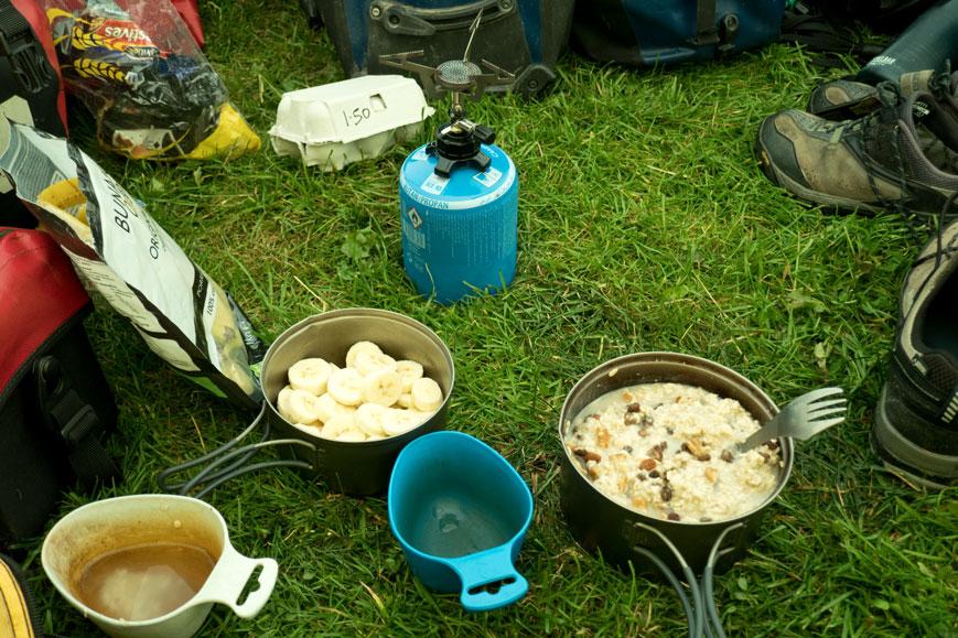 Unser tägliches Frühstück